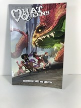 Rat Queens Volume 1 One Sass and Sorcery Image Comics 2013 Trade Paperba... - $9.89