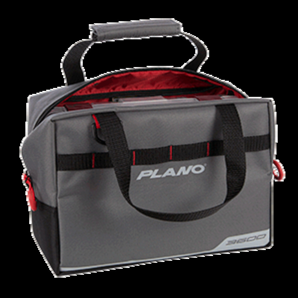 Primary image for Plano Weekend Series Speedbag - 2-3600 Stowaways Included - Gray
