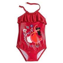 Disney Elena Of Avalor Swimsuit For Girls Size 5/6 - $26.95