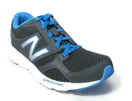 New Balance 490v8 Women's GRAY/BLUE Running Shoes Sz 6.5 #W490LN3 - $49.99
