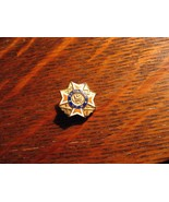 VFW Auxiliary Lapel Pin - Vintage USA Veterans Of Foreign Wars American ... - $19.79
