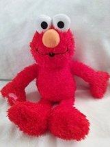 Elmo Loves Giving Kisses Talking Elmo Plush By Fisher Price 2007 Mattel ... - $19.99
