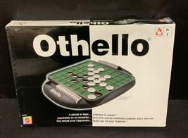 Othello Mattel Reversi Strategy Board Game B3165 Factory Family Sealed - $23.36