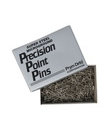 Dritz Bulk Package # #16 Nickel-Plated Steel T-Pin, 1-Inch 1,500-Pack, S... - $14.11