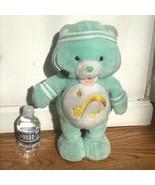 Care Bears Electronic Aerobics Fit 'N Fun Green Wish Care Bear - TESTED ... - $69.99