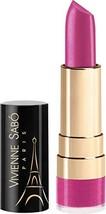 VIVIENNE SABO ROUGE CHARMANT Lipstick with Glitter 613 Rose Sparkle - $9.89