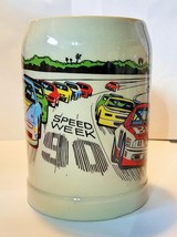 Budweiser Special Event Steins Collectable Series 1990 (Daytona Speed Week) - $32.34