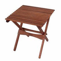 BYER OF MAINE, Pangean, Folding Wood Table, Large, Easy to Fold and Carr... - $62.91