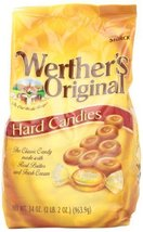 Werther's Original Hard, 34.0-Ounce Bags (Pack of 2) by Werther's [Foods] - $39.19
