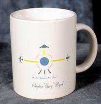 """Clayton """"Gary"""" Byrd United States Air Force Coffee Mug - $2.50"""