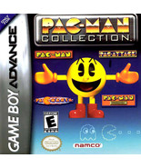 Pac-Man Collection GBA Great Condition Fast Shipping - $5.04