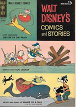 Walt Disney's Comics and Stories Comic Book #267 Dell Comics 1962 VERY GOOD+ - $12.13