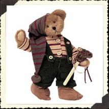 "Boyds Bear ""Trevor T. Elfbeary""  #904050- 12""  Bear- NWT- 2002- Retired - $39.99"