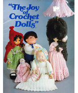 THE JOY OF CROCHET DOLLS CLOTHES LAMP - $5.95