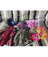 American Girl & Baby Alive Doll Clothes Outfit Lot Dress Backpack Shirt ... - $13.99