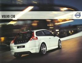 2009 Volvo C30 sales brochure catalog 09 US T5 R-Design - $10.00