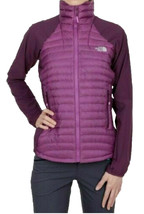 The North Face Womens Verto Micro Jacket Wood Violet Medium w/Defect - $164.99