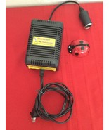 UL HEBTEC  Travel Mate AC/DC Converter 120Vac 60Hz 0.7A Model HT7000 - $25.00
