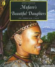 Mufaro's Beautiful Daughters by John Steptoe Paperback Book Free UK Post - $9.44