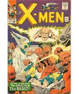 X-men #15 Marvel 1965 1st Series & Print Jack Kirby/Gavin& Stan Lee ORIG... - $225.82