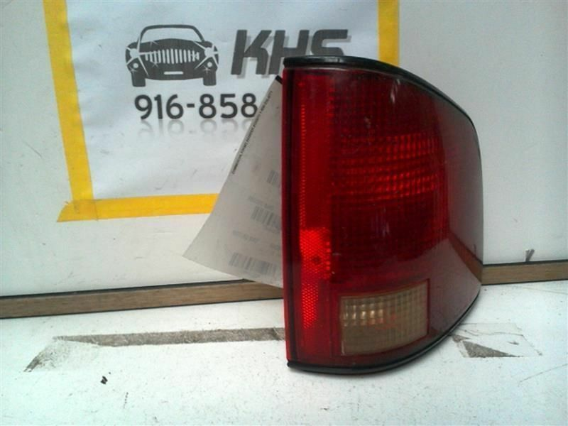 Primary image for Passenger Right Tail Light With Trim Black Fits 82-93 S10/S15/SONOMA 49467