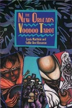 New Orleans Voodoo tarot deck by Martinie & Glassman - $60.32