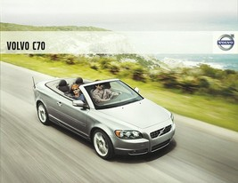 2009 Volvo C70 sales brochure catalog 09 US T5 - $10.00