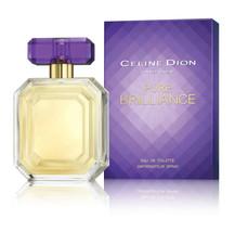 Pure Brilliance by Celine Dion 1.7 oz / 50 ml Eau De Toilette spray for ... - $78.54