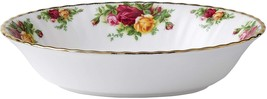 Royal Albert Old Country Roses Oval Vegetable Dish Fine Bone China 22K G... - $149.70