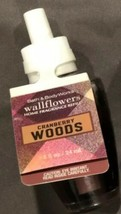 Bath & Body Works Cranberry Woods Wallflower Bulb Scented Refill - $5.84