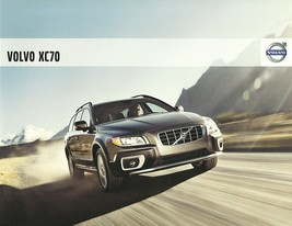 2009 Volvo XC70 sales brochure catalog 09 US T5 3.2 AWD - $8.00