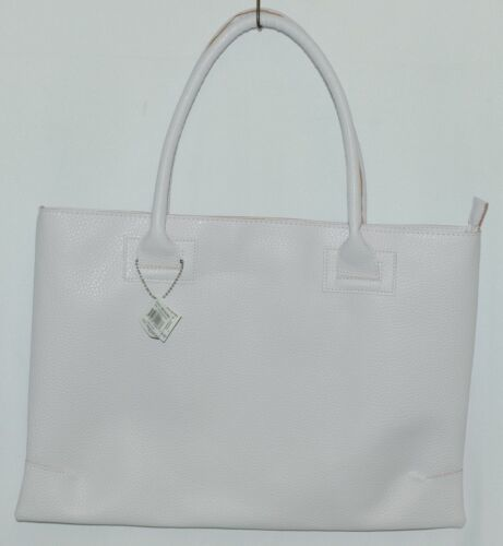 Mainstreet Spring Collection HBCH3903 Charleston Handbag Color White