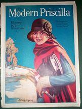 1924 Modern Priscilla Cover Illus. by Arthur Moscon - $15.99
