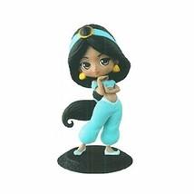 Q Posket Disney Jasmine Figure Normal Color Version Limited Japan - $56.09