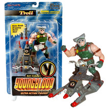 Year 1995 McFarlane Toys Youngblood Series Ultra Class 4 Inch Tall Figur... - $34.99