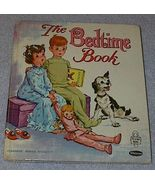 Old Vintage Tell A Tale The Bedtime Book, 1963 Florence Sarah Winship - $5.00