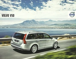 2009 Volvo V50 sales brochure catalog 09 US 2.4i T5 R-Design - $8.00