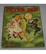 Old Vintage Children's Wonder Book Peter Pan - $9.95
