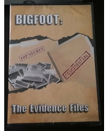 Bigfoot: The Evidence Files (DVD,2014) Over 20 Researchers! - $9.90