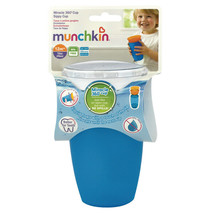Munchkin Miracle 360 Sippy Cup 296ml Blue - $24.76