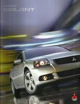 2009 Mitsubishi GALANT sales brochure catalog 09 US Ralliart ES - $6.00