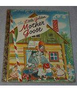 The Little Golden Mother Goose Vintage 1976 Children's Book - $6.95