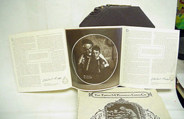 """Edwin M. Knowles China Co. Norman Rockwell Plate """"THE MUSIC MAKER"""" - $31.67"""