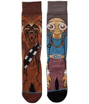 STANCE Star Wars The Force Awakens Kanata Socks sz L Large (9-12) Grey - $19.97