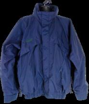 Men's Columbia Shell Whirlibird Windbreaker Jacket - Size XL Blue - $29.09