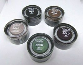 REVLON COLORSTAY Creme EyeShadow BOLD 0.18oz./ 5.2g Choose Shade - $6.95