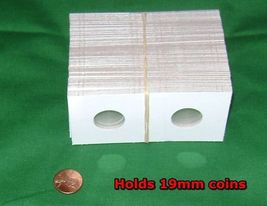 100 2x2 1-CENT INDIAN HEAD PENNY COIN FLIPS HOLDER NEW - $2.95
