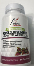Peak Surge FORSKOLIN WITH 125MG OF PURE EXTRACT 60 Capsules 100% Natural - $9.89