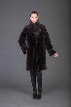 Luxury gift/ Beaver Fur Coat/Wedding,or anniversary present/MEXA - $1,250.00