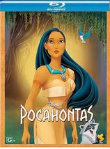 Disney Pocahontas (Blu-Ray + DVD)